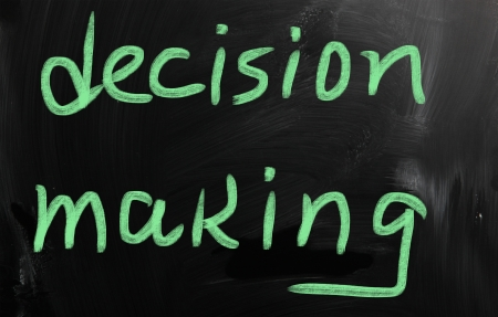 decision making photo