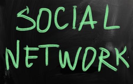 socialize: Social media