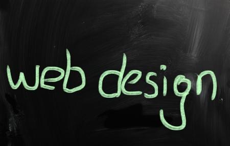 web design concepts Stock Photo - 20129247