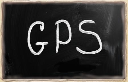 social media concept - text on a blackboard. Stock Photo - 20166608