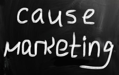 social media concept - text on a blackboard. Stock Photo - 20166628