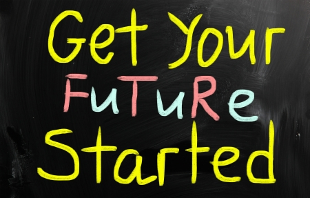 Get your future started photo