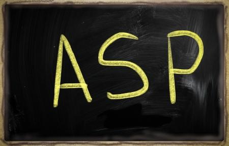 social media concept - text on a blackboard. Stock Photo - 20825958