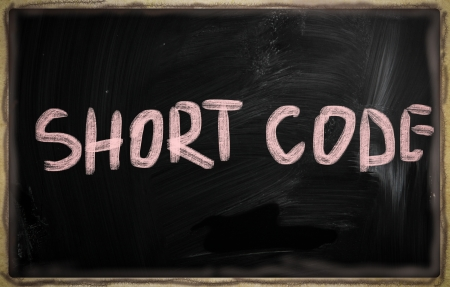 social media concept - text on a blackboard. Stock Photo - 20826004