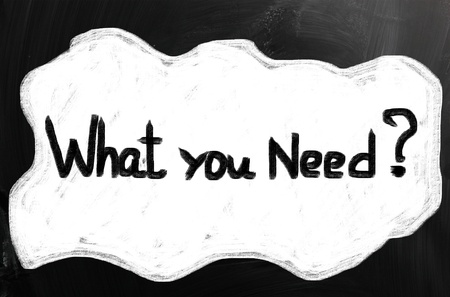 What You Need?  photo