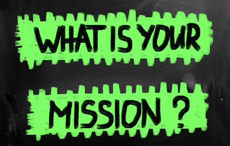 What is your mission? photo