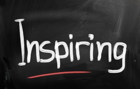 inspiring: Leadership Concept Stock Photo