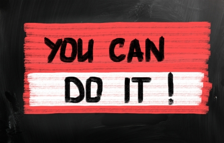 You can do it handwritten with chalk on a blackboard. photo