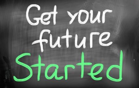 krijg je toekomst begonnen