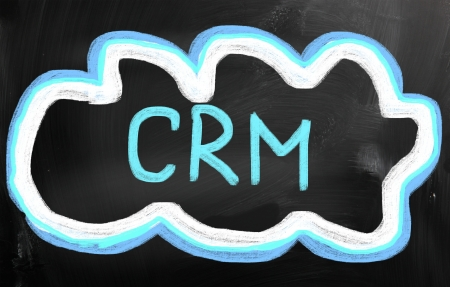 customer relationship management (CRM) Stock Photo - 22097632
