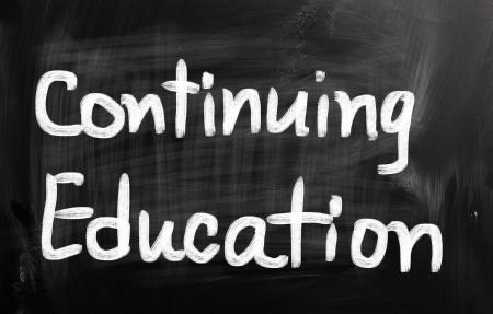 continuing education: Continuing Education