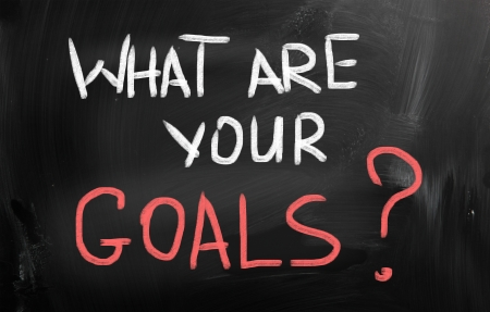 what are your goals? photo