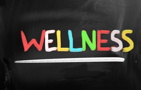 well being: Health concept Stock Photo