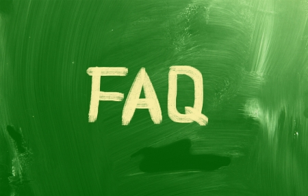 frequently asked question: FAQ - Frequently Asked Question Stock Photo