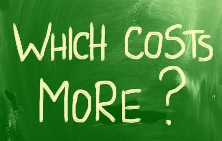 kwadrant: Które kosztuje więcej? Zdjęcie Seryjne