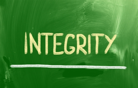uprightness: Integrity Concept