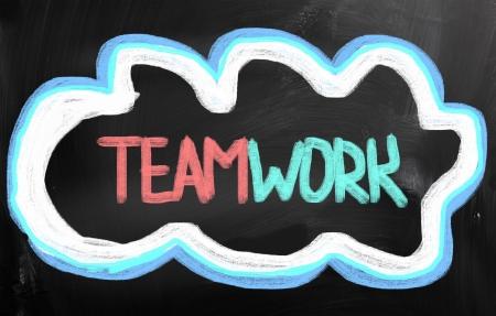 succession: Teamwork Concept