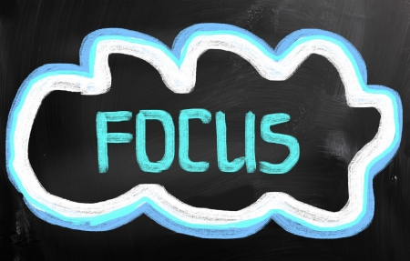 distinctness: Focus Concept