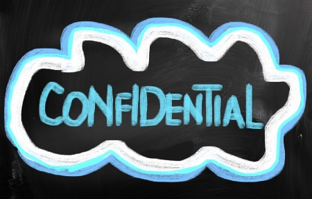 hushed: Confidential Concept