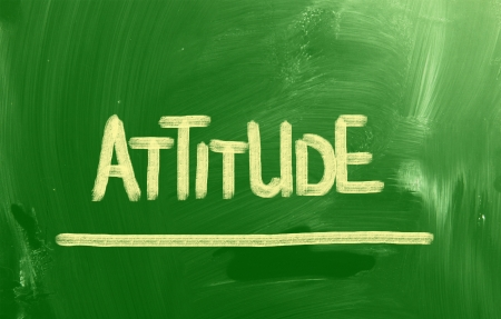 jargon: Attitude Concept