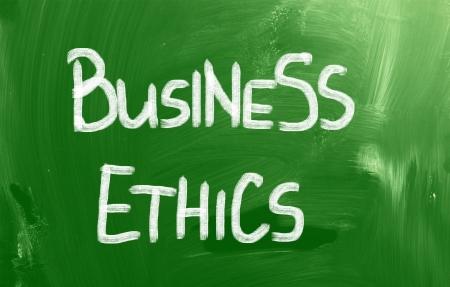 business ethics: Business Ethics Concept