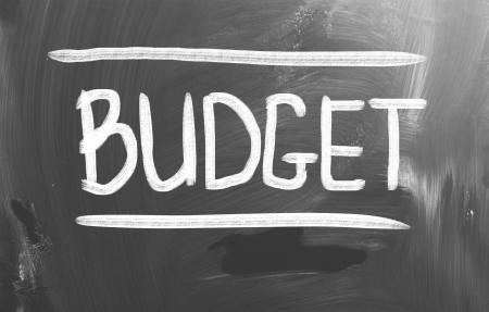 Budget Concept photo