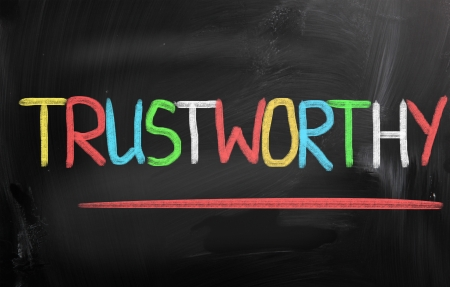 credibility: Trustworthy Concept