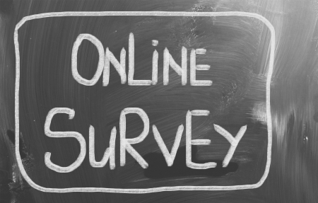 Online Survey Concept photo