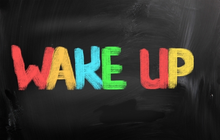 arouse: Wake Up Concept