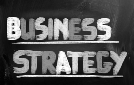 Business Strategy Concept photo