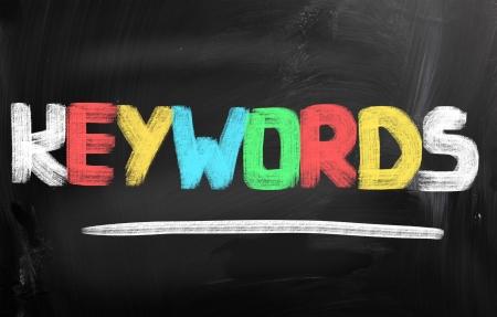 Keywords Concept