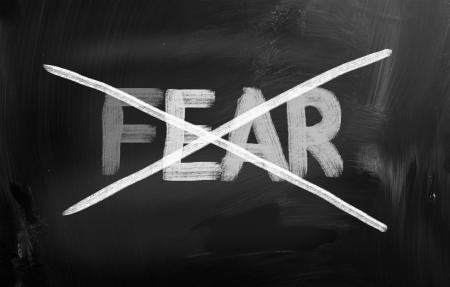 no fear: No Fear Concept