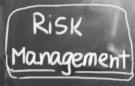 Risk Management Concept photo