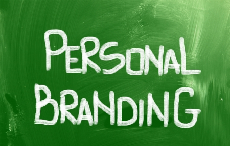 Personal Branding Concept photo