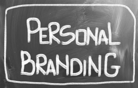 Personal Branding Concept photo