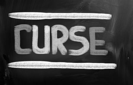 Curse Concept