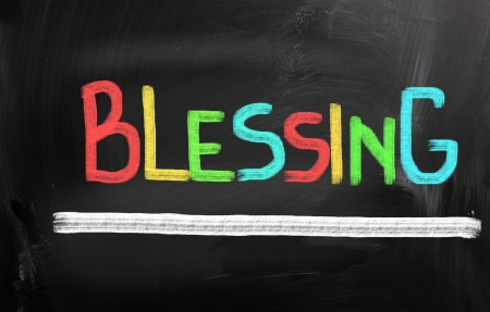 blessing: Blessing Concept Stock Photo