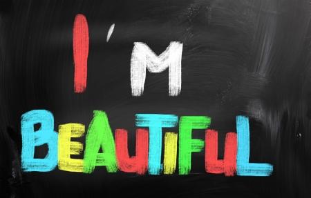 i am: I Am Beautiful Concept