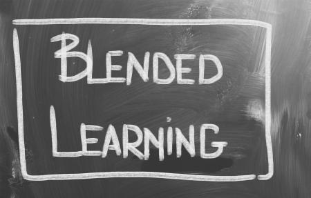 blended: Blended Learning Concept
