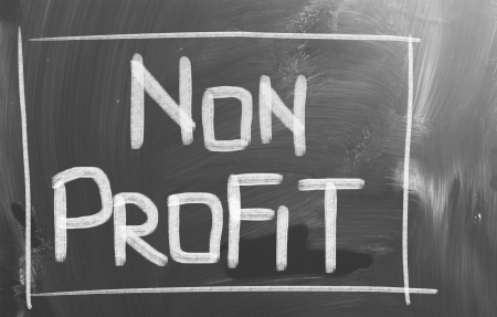Non Profit Concept Stock Photo