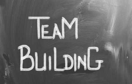 better chances: Team Building Concept Stock Photo