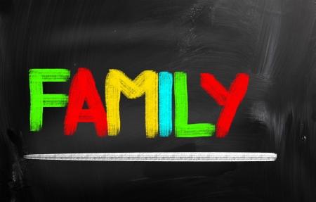 Family Concept photo