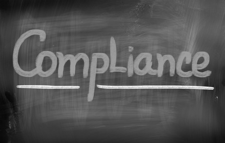 Compliance Concept Stock Photo - 25583089
