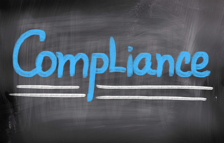 Compliance Concept Stock Photo - 25583091