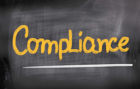 Compliance Concept Stock Photo - 25622079