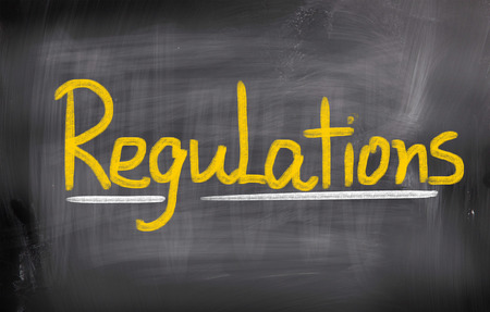 Regulations Concept Stock Photo - 25622085