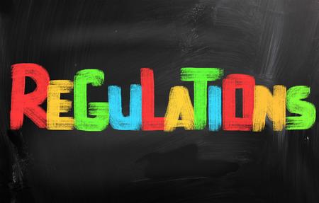 Regulations Concept Stock Photo - 25622086