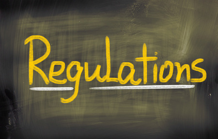 Regulations Concept Stock Photo - 25622090