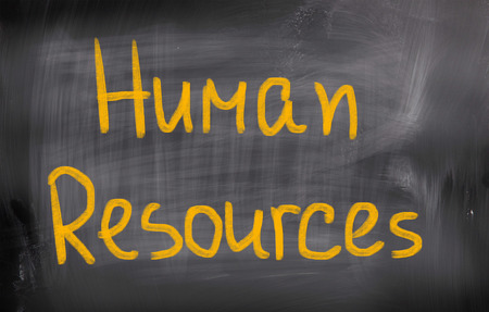 Human Resources Concept photo