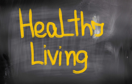 Healthy Living Concept photo